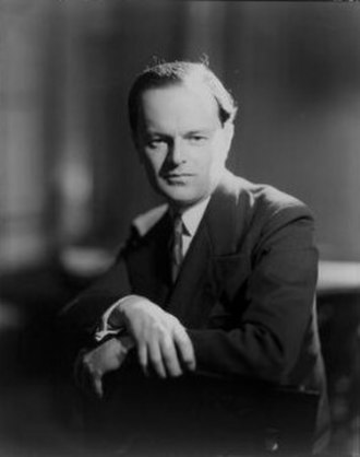 Kenneth Clark - Clark photographed in 1934 by Howard Coster
