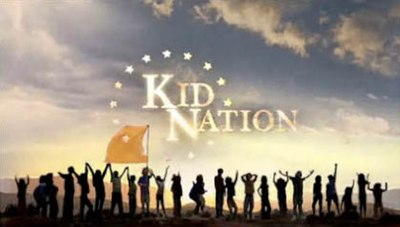Picture of a TV show: Kid Nation