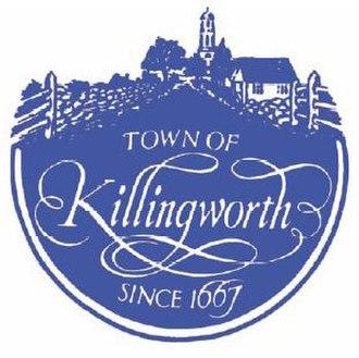 Killingworth, Connecticut - Image: Killingworth C Tseal