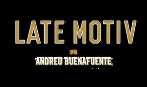 Late Motiv - Image: Late Motiv Logo