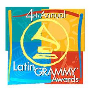 4th Annual Latin Grammy Awards - Image: Latin Grammy Awards of 2003
