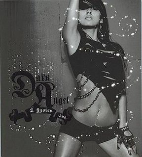 <i>Dark Angel</i> (Lee Hyori album) 2006 studio album by Lee Hyori
