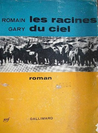 The Roots of Heaven (novel) - 1956 French edition
