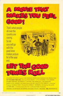 Let the Good Times Roll poster.jpg