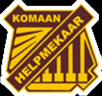 Helpmekaar Kollege - Image: Logo Help Mekaar