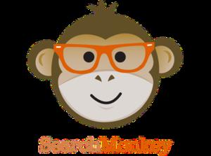 The Yahoo! SearchMonkey logo