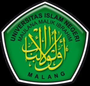 Maulana Malik Ibrahim State Islamic University Malang - Image: Logo UIN Malang