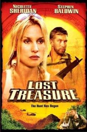 Lost Treasure (film) - Image: Lost Treasure Film Poster