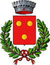 Coat of arms of Lucca Sicula