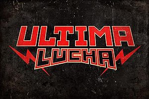 Ultima Lucha 1 - The official logo for Ultima Lucha