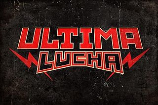 Ultima Lucha 1 38th episode of the first season of Lucha Underground