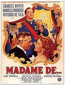 Image result for the earrings of madame de