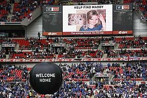 Reactions to the disappearance of Madeleine McCann - Wikipedia