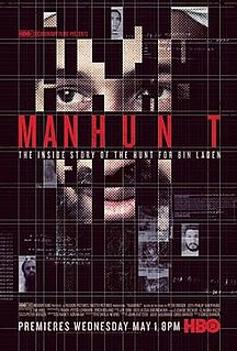 <i>Manhunt: The Search for Bin Laden</i> 2013 documentary film directed by Greg Barker