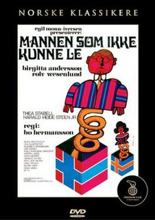 <i>The Man Who Could Not Laugh</i> 1968 Norwegian film directed by Bo Hermansson