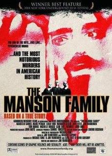 <i>The Manson Family</i> (film) 2003 film by Jim Van Bebber