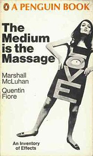<i>The Medium Is the Massage</i>
