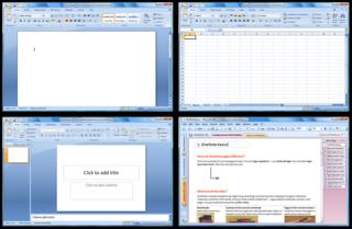 Microsoft Office 2007 Version of Microsoft Office