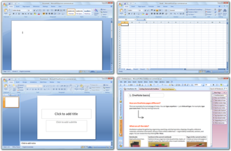 Microsoft Office 2007 - Image: Microsoft Office