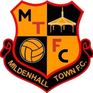 Mildenhall Town F.C. - Image: Mildenhall Town FC