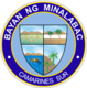 Official seal of Minalabac