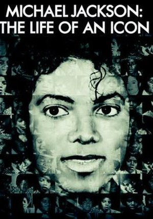 Michael Jackson: The Life of an Icon - DVD cover