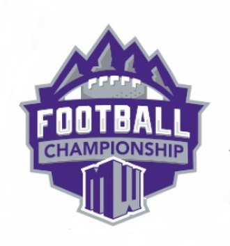 Mountain West Conference Football Championship Game - Image: Mountain West Football Championship