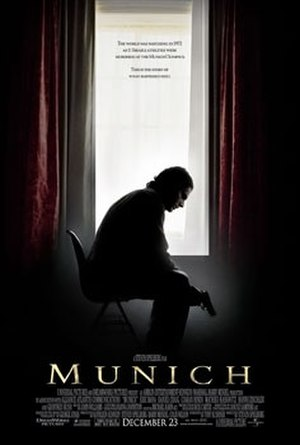 Munich (film) - Theatrical release poster