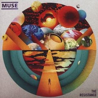 The Resistance (album) - Image: Muse The Resistance Vinyl