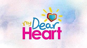 My Dear Heart - My Dear Heart official title card