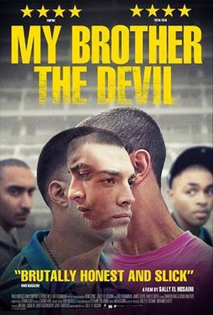 My Brother the Devil - Theatrical release poster