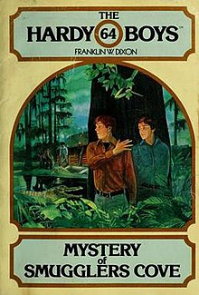 Mystery of Smugglers Cove (The Hardy Boys, Book 64)