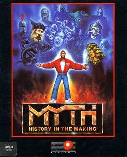 <i>Myth: History in the Making</i> 1989 video game