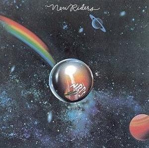 New Riders (album) - Image: NRPS New Riders