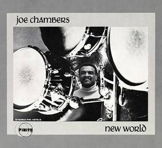 New World (Joe Chambers album) - Image: New World (Joe Chambers album)