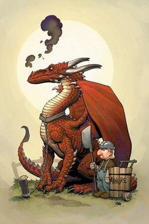 Nodwick - Image: Nodwick Chronicles V cover art