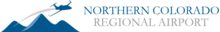 Northern Colorado Regional Airport logo.png