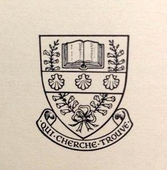 La Trobe University - Initial brandmark of La Trobe University.
