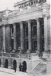 Malta opera house project