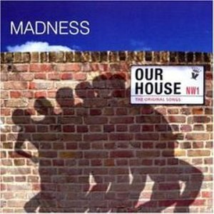 Our House: The Original Songs - Image: Our House the Best of Madness