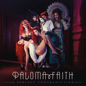 A Perfect Contradiction - Image: Paloma Faith A Perfect Contradiction Album Cover