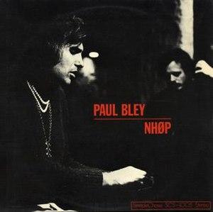 Paul Bley/NHØP - Image: Paul Bley NHØP