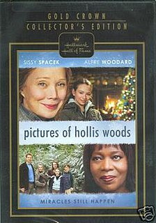<i>Pictures of Hollis Woods</i> (film) 4th episode of the fifty-sixth season of Hallmark Hall of Fame