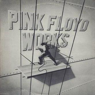 Works (Pink Floyd album) - Image: Pink Floyd album works 233