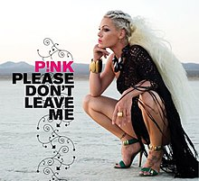 Pink — Please Don't Leave Me (studio acapella)