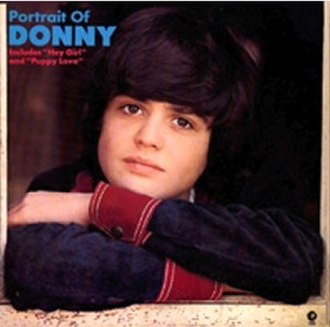 Portrait of Donny - Image: Podalbum 1972
