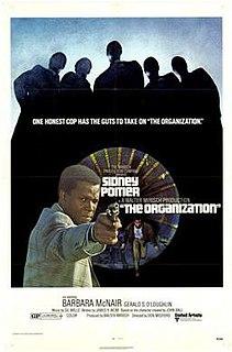 <i>The Organization</i> (film) 1971 film by Don Medford