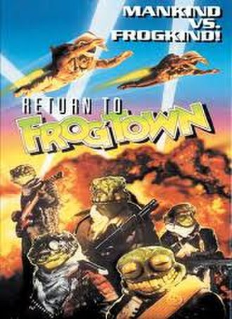 Return to Frogtown - Image: Poster of the movie Return to Frogtown