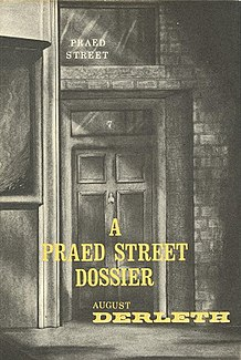 <i>A Praed Street Dossier</i> book by August Derleth