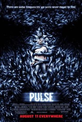 Pulse (2006 film) - Theatrical release poster